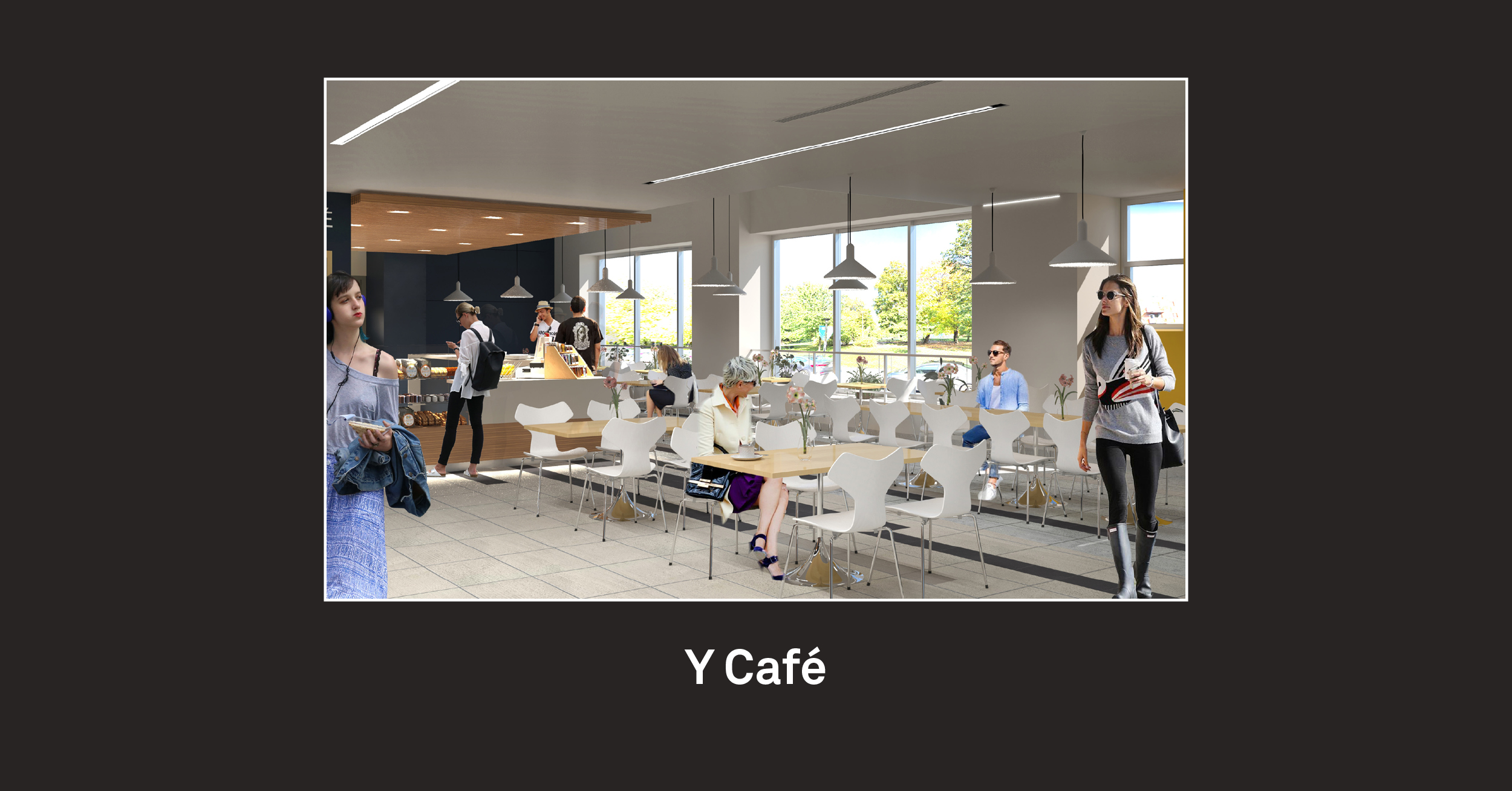 Y Café